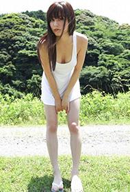 杉本有美日系小清新写真