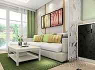 风格多样的客厅隔断装修效果图