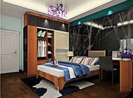 现代主卧室简约装修效果图欣赏