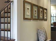 小复式楼梯装修照片墙欣赏