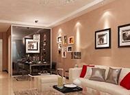 简约复式客厅装修效果图片