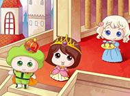 可爱动漫《安茵宝加油!》图片公主