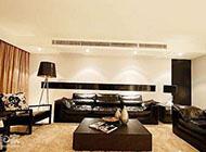 打造低调奢华错层室内装修效果图