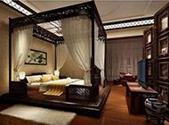新中式别墅卧室装修效果图大全豪华大气