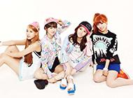 韩国美女明星罗海灵时尚壁纸