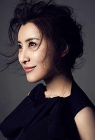 安徽女演员王雅捷写真尽显美艳端庄