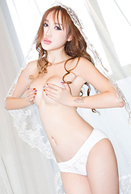 尤果网混血美女加美Akemi性感女仆私房写真