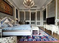 豪华美式风格家居设计效果图欣赏