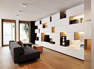 翻新中户型现代时尚家居设计