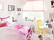 小户型温馨卧室装修效果图片