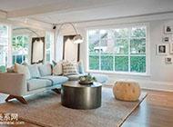 自然简约时尚的大户型家居设计