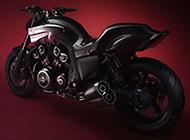 超级霸气个性的摩托车高清图片