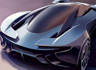 阿斯顿·马丁DP-100概念车高清桌面壁纸