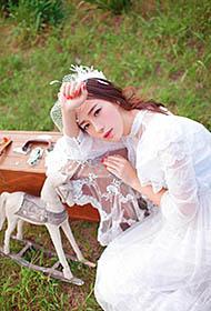余陈秋子梦境里的仙女唯美写真