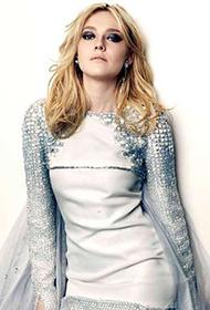美国漂亮的女演员达科塔·范宁魅惑写真