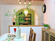 小清新中式家居装修设计效果图