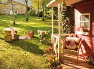 田园风格唯美乡村房屋装修案例欣赏
