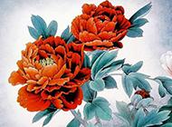 国画牡丹花图片写意精致