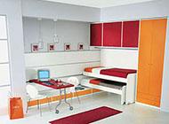 色彩丰富且舒适的儿童房装修效果图