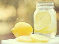 夏日清凉柠檬冰饮清新美图