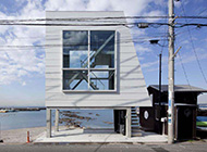 个性抽象设计玻璃房装修设计展示