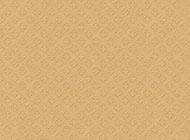 淡雅橙色平铺花纹背景素材