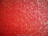 中国风古典繁体字背景高清图片