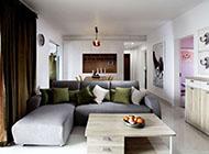 现代简约风格小户型家庭装修设计图片