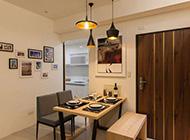 简约60平米个性小户型公寓装修风格