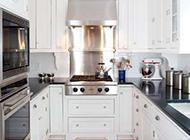 小户型厨房简约装修效果图温馨舒适