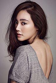 韩国人气明星黄雨瑟惠中性写真