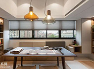 26平米麻雀型单身公寓完美空间打造
