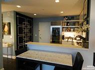 65平方米酒店式公寓装修案例欣赏