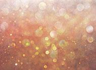 黄色浪漫唯美光斑背景高清图片