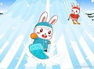 兔小贝故事唯美动漫图片素材