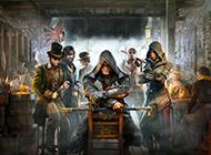 动作冒险类游戏《刺客信条》高清原画