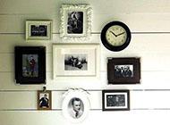 个性相片墙装饰设计图片