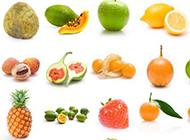 夏天开胃的水果拼盘图片