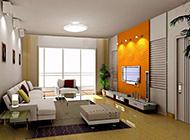 简约复式客厅装修设计方案欣赏