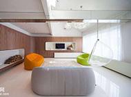 舒适简约大空间唯美家居设计效果图