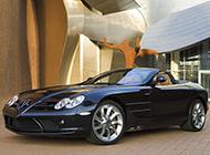 奔驰SLR迈凯轮超级跑车图片鉴赏