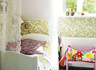 瑞典温馨清新可爱儿童公寓