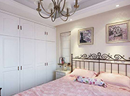 欧式新古典卧室装修效果图精致内敛