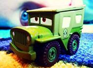 小汽车模型可爱玩具图片素材