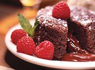 超萌甜点图片美味香醇的巧克力