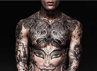 欧美帅哥刺青纹身图片性感迷人