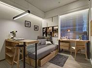 60平米小房典型居室空间设计