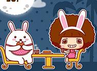 中秋节精美可爱动漫图片