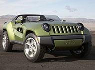 经典霸气的jeep汽车图片大全