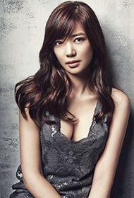 韩国明星李泰林性感写真照